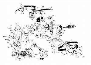 Craftsman 900272500 Reciprocating Saw Parts