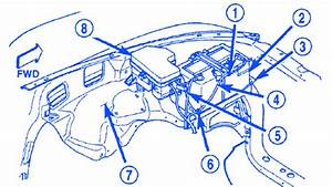 Dodge Dakota 2003 Engine Electrical Circuit Wiring Diagram
