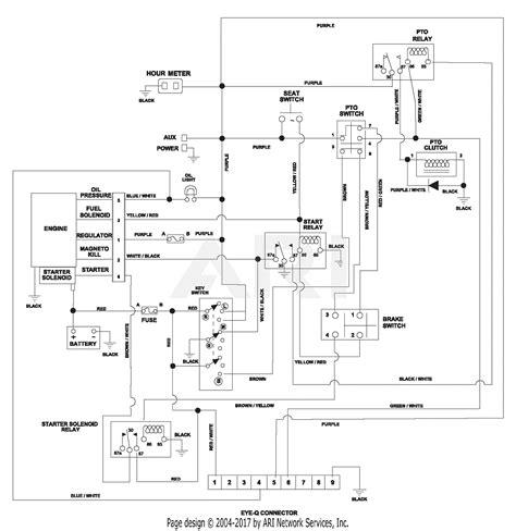 Gravely Walk Wiring Diagram by Gravely 991076 000101 Pro Turn 148 Kawasaki 48