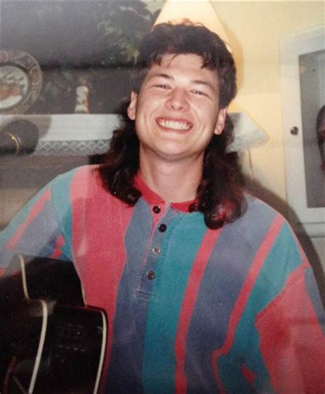 blake shelton young pics throwback thursday see blake shelton sport a mullet in