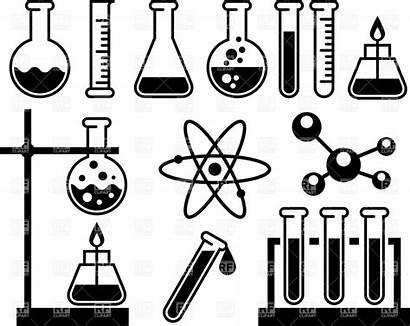 Chemistry Clipart Test Beaker Tube Lab Equipment