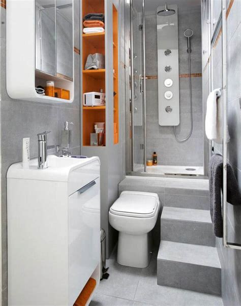 creative ideas for small bathrooms 32 best small bathroom design ideas and decorations for 2017