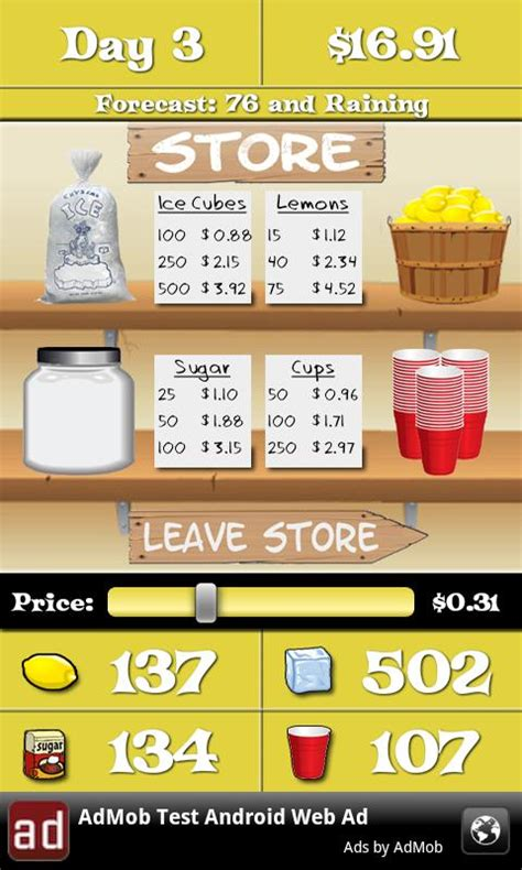 Top 5 Ingredients Of Successful Business Plans 2 Lemonade Stand Android Apps On Play