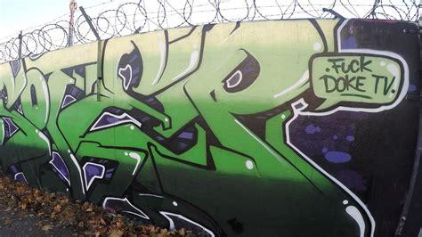 Graffiti Green Force : Green Machine