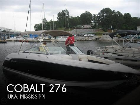 27 Foot Cobalt Boats For Sale by 2009 Cobalt 27 Power Boat For Sale In Iuka Ms