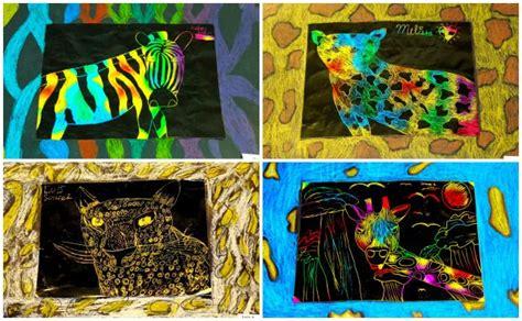4th grade camouflage animals 5th 6th grade lesson ideas