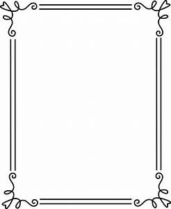 Free Clipart Borders And Frames Many Interesting Cliparts