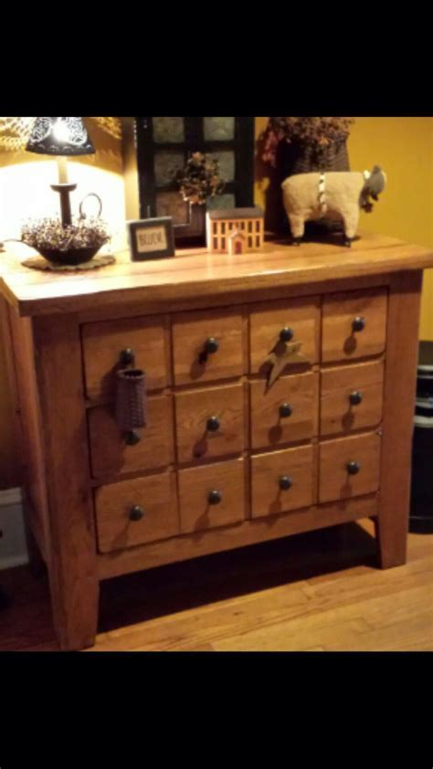 I love my Broyhill Attic Heirlooms Apothecary Chest. ?
