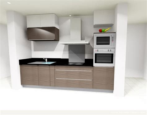 amenager cuisine 6m2 amenager une cuisine cuisine bloc four avant ideas
