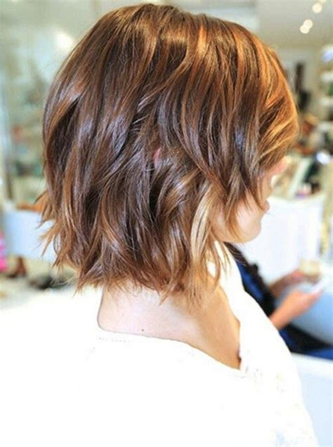 Hairstyles For With by 20 Wavy Bob Hairstyles For Medium Length Hair