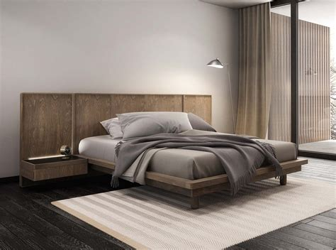 Surface Platform Bed By Huppe