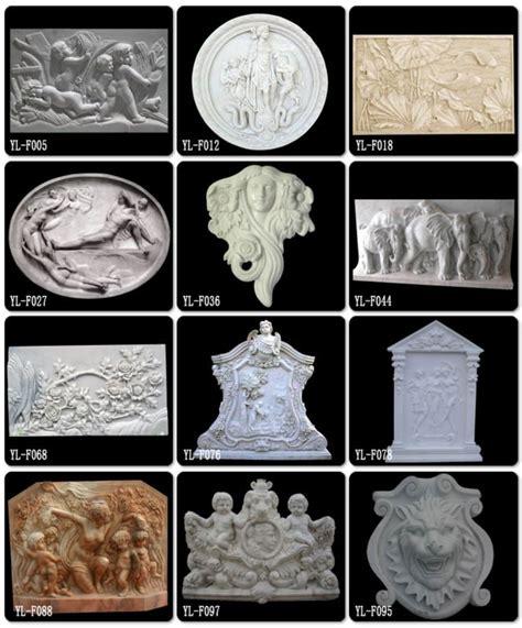 engineered cheap modern garden wall relief sculpture buy