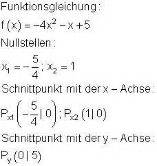 Formfaktor Berechnen : l sungen zu traingsaufgaben zu achsenschnittpunkte p q formel und linearfaktoren mathe brinkmann ~ Themetempest.com Abrechnung