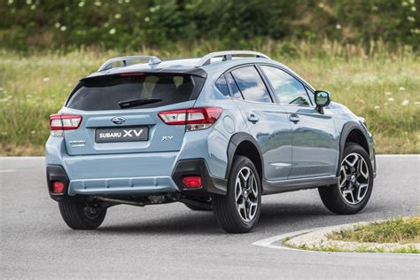 subaru xv  review pictures auto express