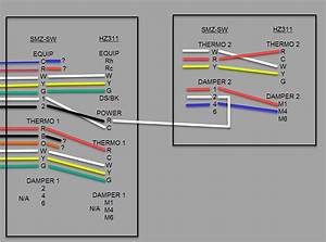 Honeywell Zone Board Wiring Diagram