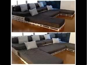 paletten sofa möbel aus paletten decoration
