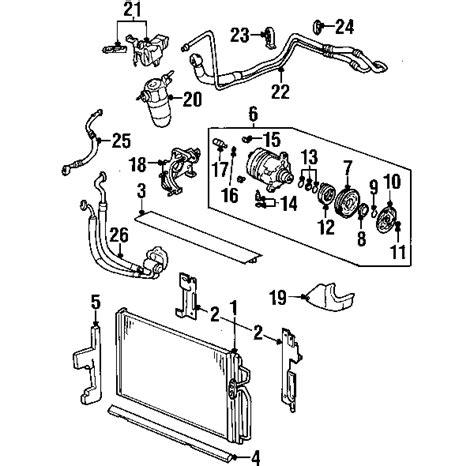 Parts Genuine Factory Oem Pontiac Bonneville