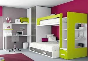 Ikea Lit En Hauteur : comment se d cider entre lit mezzanine et lit superpos ~ Teatrodelosmanantiales.com Idées de Décoration