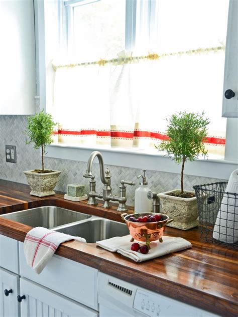 how to decorate your kitchen table how to decorate kitchen counters hgtv pictures ideas hgtv