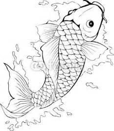 Fish Tattoo Templates