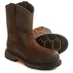 Composite Toe Work Boots for Men