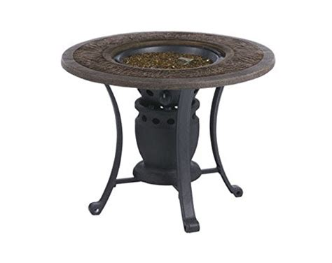 living accents pit living accents srgf21203 gas pit table 28 12000