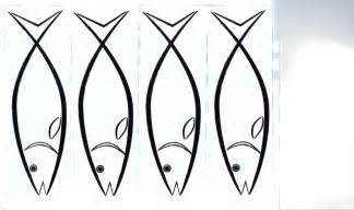 abc design tã rhopser free cutout fish puzzle printout clipart best