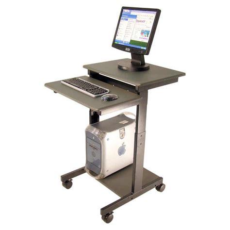 ergonomic height adjustable sit stand desks from posturite