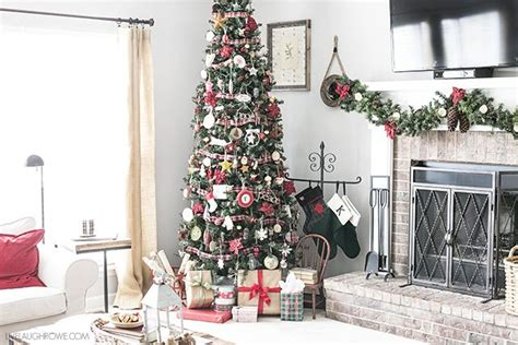 Cozy Christmas Home Decor: Warm And Cozy Christmas Living Room