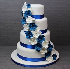royal blue and white wedding - Google Search | Wedding ...