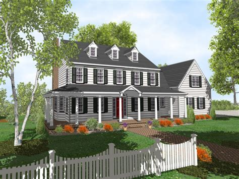 house plans colonial 4story colonial 2 colonial style house plans