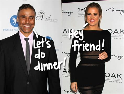 Khloe Kardashian Spotted On A Date With Rick Fox - But ...