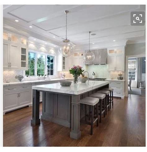 kitchen cabinets paint kitchen island white with marble low profile ceiling trim 3153