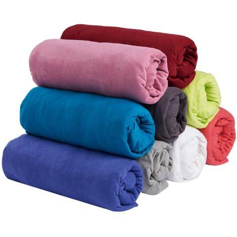 drap housse jersey coton extensible actuel actuel pas cher 224 prix auchan