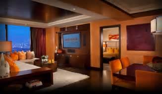 Dining Room Table Setting by Las Vegas Luxury Suites The Luxury Suite Red Rock Resort