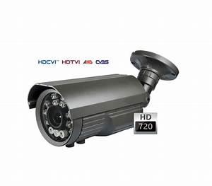 Camera Surveillance Infrarouge Vision Nocturne : cam ra de surveillance ext rieure vision nocturne 100 m 5 50mm ~ Melissatoandfro.com Idées de Décoration