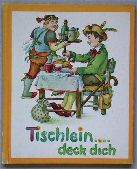 Tischlein Deck Dich Von Brueder Grimm Zvab