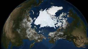 NASA - Arctic Sea Ice Reaches Lowest Coverage for 2008