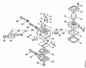 Stihl Fs 74 Parts Diagram