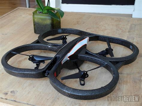 parrot ar drone  review gadget review