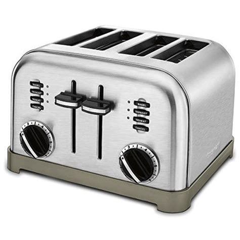 best 4 slot toaster 12 best toasters that will make snacking a experience