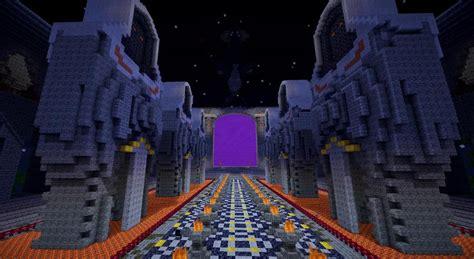 portal castle mod minecraft pe  android apk baixar