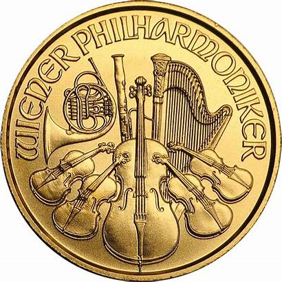 Austrian Gold Philharmonic Coin 25oz Coins Owned