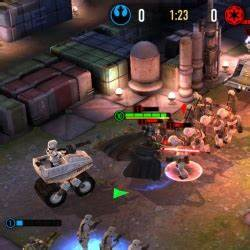 New Star Wars: Force Arena PvP game announced for Android ...