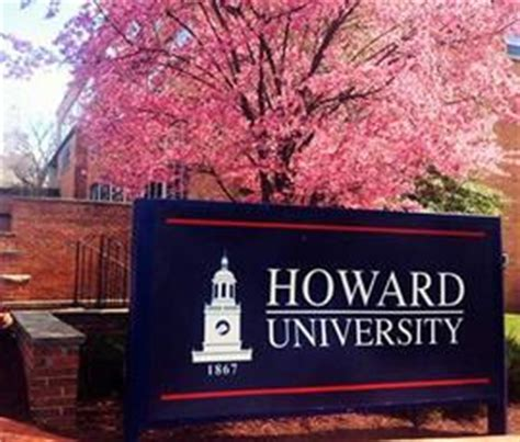 faculty staff howard university