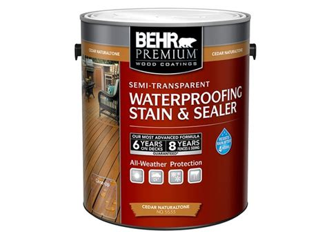 wood sealant home depot behr premium semi transparent waterproofing stain sealer home depot wood stain reviews