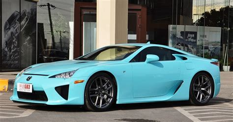 The Only Official Website: Lovely Lexus Lfa