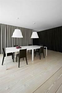 Deco Noir Et Blanc : comment faire la d co de table noir et blanc ~ Melissatoandfro.com Idées de Décoration
