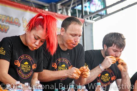 Competitive Eating Contests