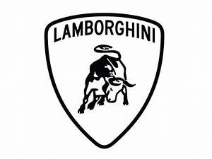 Lamborghini Murcielago Logo Lamborghini Logo Logos Images